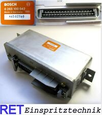 Steuergerät ABS BOSCH 0265100042 Fiat Tempra Lancia Dedra 1,6