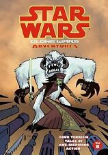 Star Wars Clone Wars Adventures: Volume 8 by Fillbach Brothers 2007 TPB