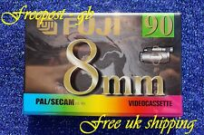 FUJI P5-90MP VIDEO 8mm / Hi8 VIDEO CAMCORDER TAPE / CASSETTE - SUPERB QUALITY