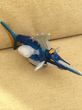 POWER RANGERS Mighty Morphin DX bllue SHARK SAMURAI MEGAZORD