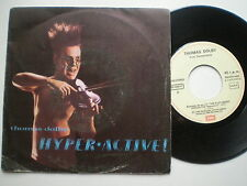 THOMAS DOLBY Hyper-Active! SPAIN 45 1984
