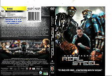 Real Steel-2011-Hugh Jackman- Movie-DVD