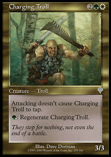 MTG CHARGING TROLL EXC - TROLL ALLA CARICA - INV - MAGIC