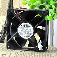 NMB 3110KL-04W-B79 Fan 12V 0.38A 80*80*25mm 3pin