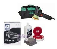 Dodo Juice Buff Daddy PRO900W DA Polisher Autoglym Rapid Renovator Polishing Kit