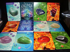 BRAND NEW & SEALED! GEMS ORACLE CARDS HEALING CRYSTALS STONES & CHAKRA ENERGIES