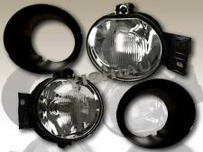 2002-2008 DODGE RAM TRUCK OE STYLE REPLACEMENT FOG LIGHTS CRYSTAL LENS