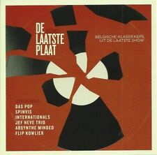Various Artists - De Laatste Plaat Vol1 & 2 (2CD2012 - De Laatste Show) Rare!