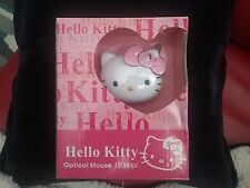 Hello Kitty not wireless Optical 1200dpi USB Computer Mouse Mice Free shipping