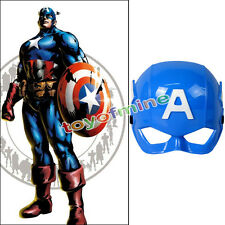 Captain America Marvel The Avengers carte partie masques visage masque s Rogers