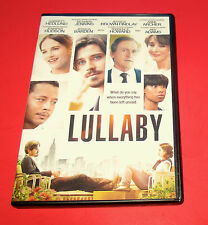 LULLABY- ( DVD- 2013)  Terrence Howard Of EMPIRE, Amy Adams FREE SHIP!