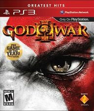 God of War III - Playstation 3 New