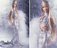 Barbie Diva Collection Gone Platinum Doll 2001