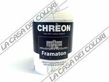 CHREON - FRAMATON SETA - TINTE CARTELLA PASTELLI - 1 lt - PITTURA SUPERLAVABILE