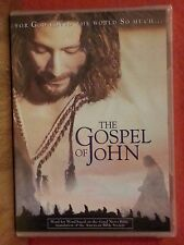 GOSPEL OF JOHN (2003, DVD)   LIKE NEW