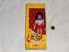 "NEW Sailor Moon SAILOR MARS Adventure Doll 6"" Figure Toy IRWIN sailer marz"