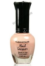 Kleancolor Collection Nail Polish # 146 Sheer Pastel Nude 5 fl.oz
