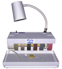 "rle  PIXIE, 4"" DIAMOND PACIFIC GRINDER POLISHER, LAPIDARY  NEW!"