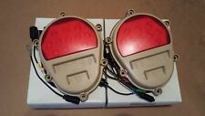 New Military Grote LED Taillights Set Tan M35A2 M923 M998 etc 10-34 volt - New!