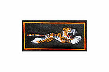 CLASSIC TRIUMPH TIGER T110 EMBROIDERED MOTORCYCLE PATCH