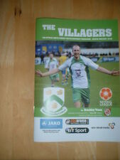 2015/16 NORTH FERRIBY V BRACKLEY TOWN - NATIONAL LEAGUE NORTH