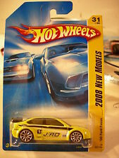 Hot Wheels '08 Ford Focus 2008 New models Yellow
