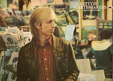 TOM PETTY  & HEARTBREAKERS disco LP 33 g MADE in USA 1981 Hard promises + INNER