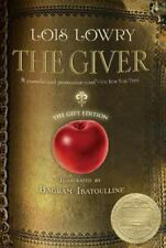 Giver Quartet: The Giver 1 by Lois Lowry (2011, Hardcover, Gift, Illustrated)