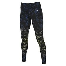 NIKE EPIC LUX  TRAINING leggings  size X SMALL BLACK MULTI PRINT