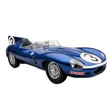 Genuine JAGUAR LE MANS WINNER NO. 3 1957 1:43 SCALE MODEL - BLUE