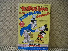 Topolino e lo scienziato.. -Nel regno di Topolino-  Albo n. 64 - 10-8-1938 (AB0)