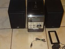 JVC Micro Component Stereo System CD Player UX-G28 w/ USB Port