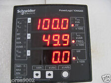 Schneider Electric PowerLogic ION6200 M620BA0A00 Digital Electric Panel Monitor
