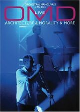Orchestral Manoeuvres in the Dark (O.M.D.): Live: Architecture & NEW DVD