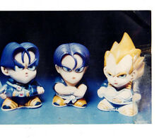ANIME MODEL VINYL KIT - SD DRAGONBALL SET 2 SUPER DEFORMED - NUOVO
