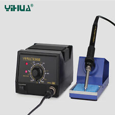 YiHUA-936B 220V SMD Anti-Static Solder Soldering Station Iron Kit Set with Stand