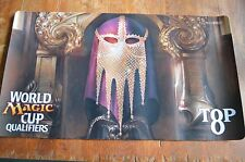 Mtg Magic the Gathering Playmat Ultra Pro World Magic Cup Qualifiers Top 8