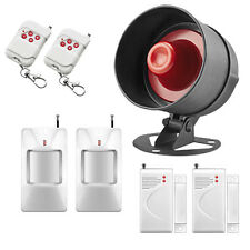 Wireless Alarme For Home House Security Alarm Systems Security Home Siren loudly