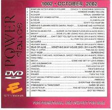 ETV Power Dance - October 2002 DVD 4HR