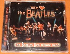 The Beatles live tribute band - We Love the Beatles Rare CD  23songs
