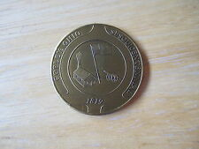 Copley, Ohio 150th Anniversary (Sesquicentennial) Medal, 1819-1969, High School