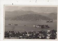 Stresa e Le Isole [208-139] 1931 RP Postcard 849a