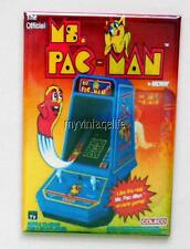 """Vintage MS. PAC-MAN Table Top Arcade Game COLECO 2"""" x 3"""" Fridge MAGNET MIDWAY"""