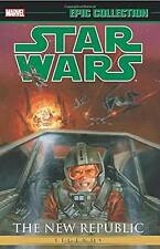 Star Wars Legends Epic Collection: the New Republic: Vol. 2 by Mike Baron, Mich…