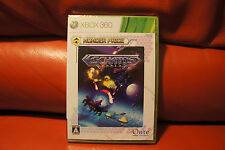 Eschatos Xbox 360 SHMUP REGION FREE ***NEW***