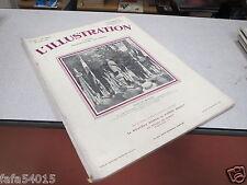 L ILLUSTRATION N° 4556 28 JUIN 1930 DANS LES DRAPEAUX MARECHAL JOFFRE CHANTILLY*