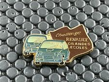 PINS PIN BADGE CAR RENAULT CLIO ECOLE