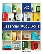 Essential Study Skills (Textbook-Specific Csfi), Wong, Linda, Good Book