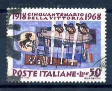 ITALIA REP. - 1968 - Air Force: aerei da combattimento, cannoni antiaerei, Ballo