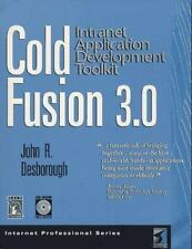 Internet Professional: Cold Fusion : Intranet Application and Developemental...